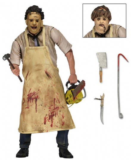 NECA Texas Chainsaw Massacre Ultimate Leatherface